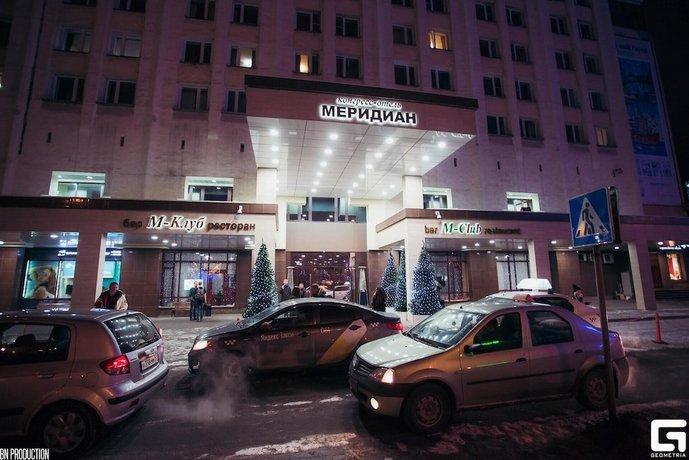 Конгресс-отель Меридиан