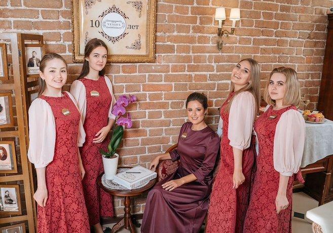 Чехов Отель сети Оригинальные Отели