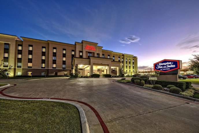 Hampton Inn & Suites Tulsa South Bixby