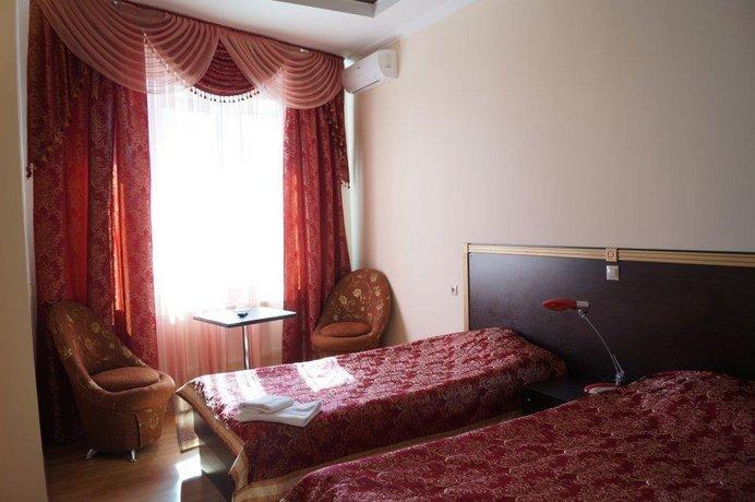 Отель Sairan
