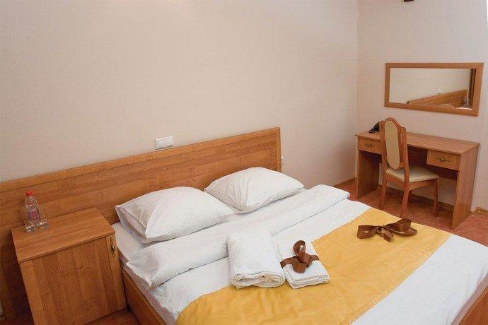 гостиница Италмас