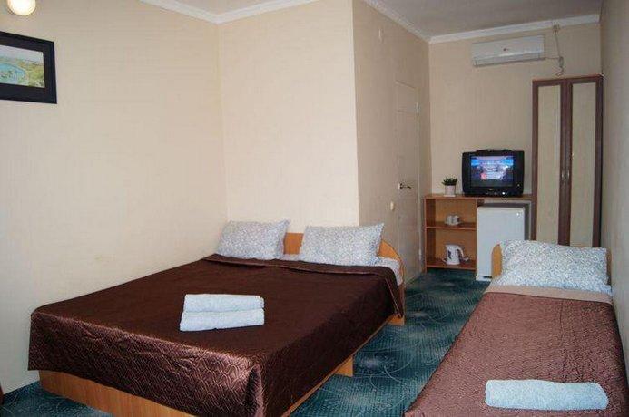 Отель Скала