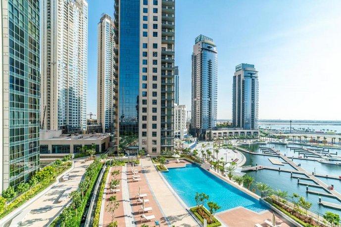 Lux BnB Dubai Creek Residences 이미지
