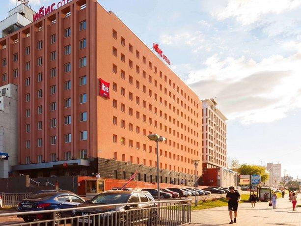 Отель ibis Nizhny Novgorod