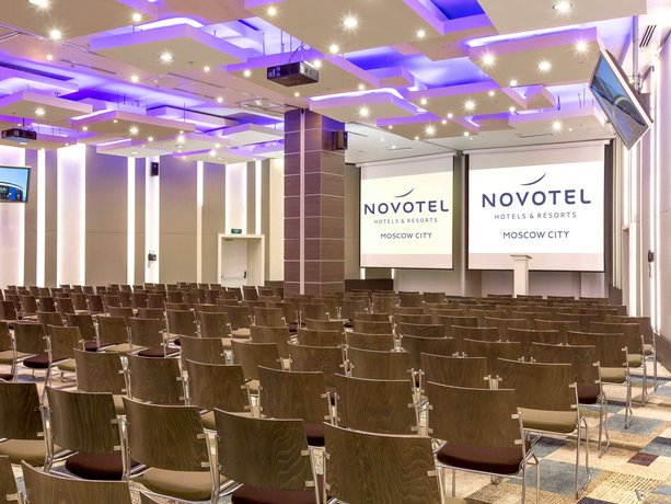 Отель Novotel Москва Сити