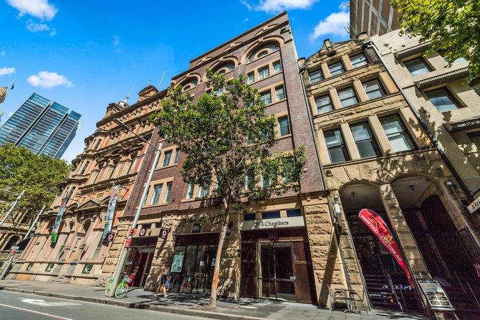 Photo: Sydney Hotel QVB