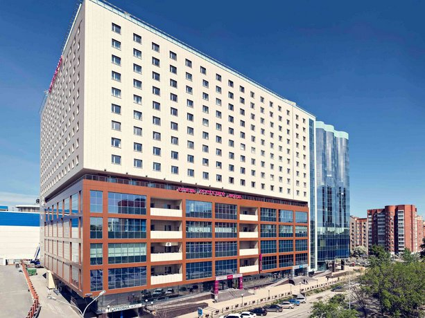 Отель Mercure Тюмень Центр