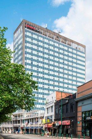 Hampton by Hilton Birmingham Broad Street