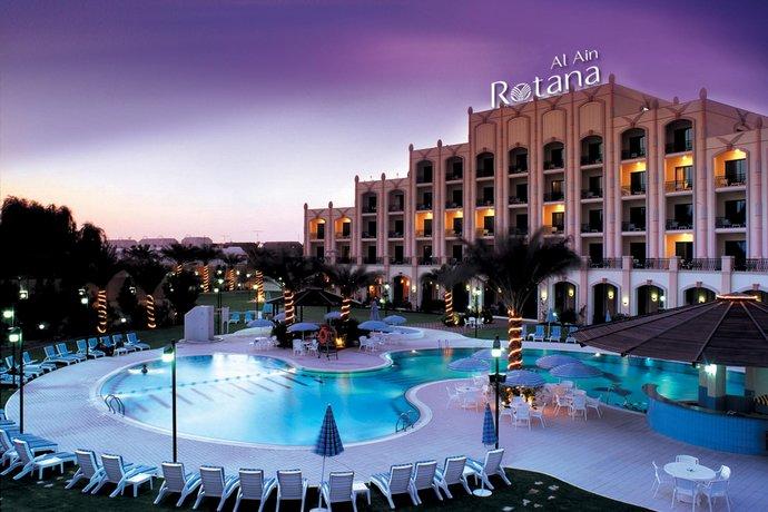 Al Ain Rotana Hotel Images