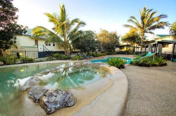 Photo: Fraser Island Beach Houses