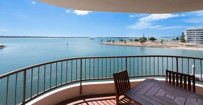 Photo: Broadwater Shores Waterfront Apartments