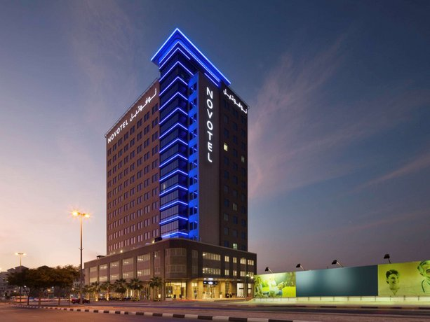 Novotel Bur Dubai Images
