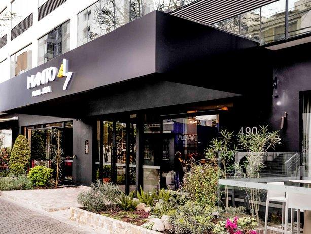 Manto Hotel Lima - MGallery