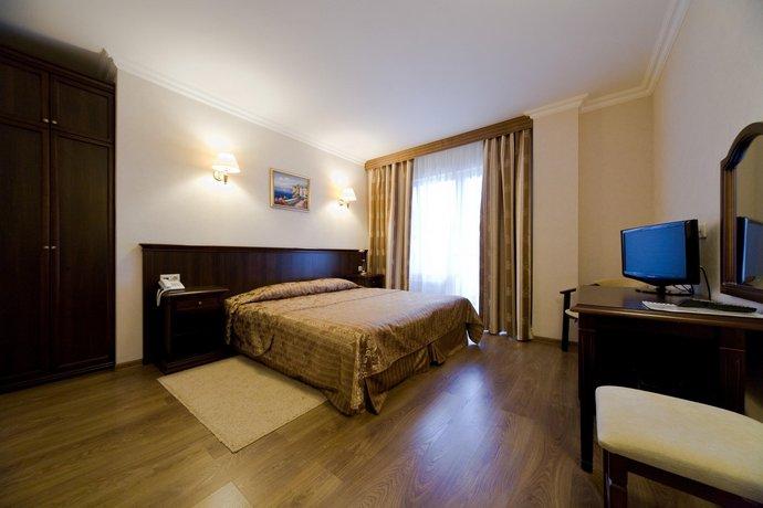 Отель Анапа-Лазурная