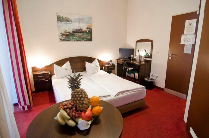Hotel Polo am ZOB