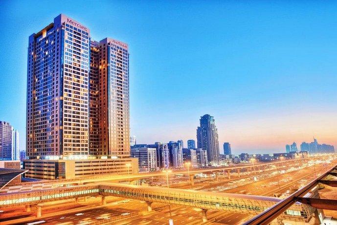 Mercure Dubai Barsha Heights Hotel Suites 이미지