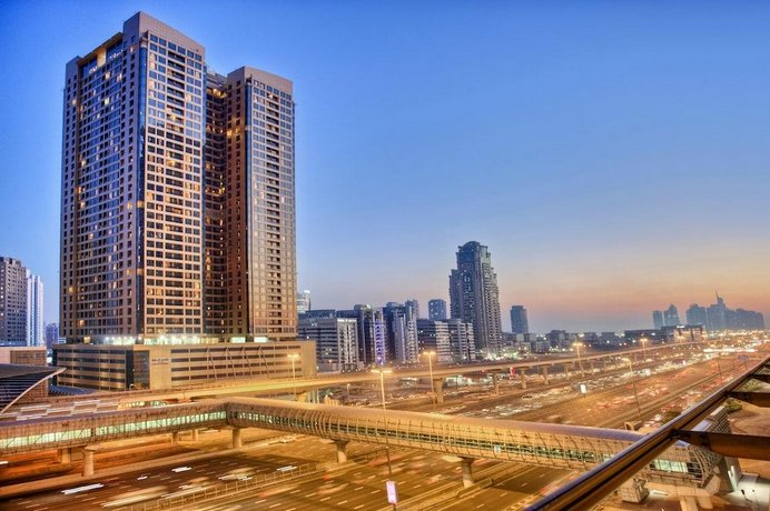 Mercure Hotel Apartments Dubai Barsha Heights Images