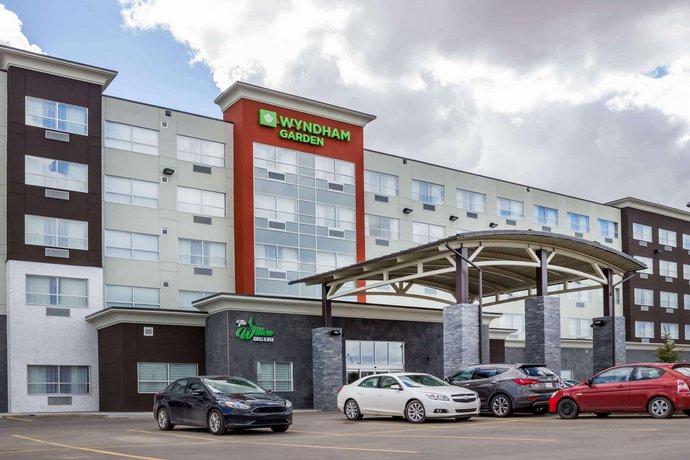 Wyndham Garden Edmonton Airport Images