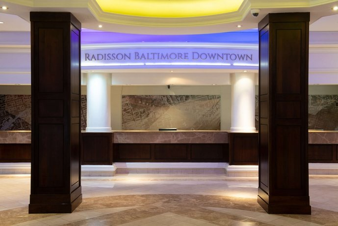 Radisson Hotel Baltimore Downtown-Inner Harbor