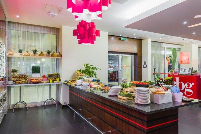 Отель Park Inn by Radisson Pribaltiyskaya Hotel and Congress Centre