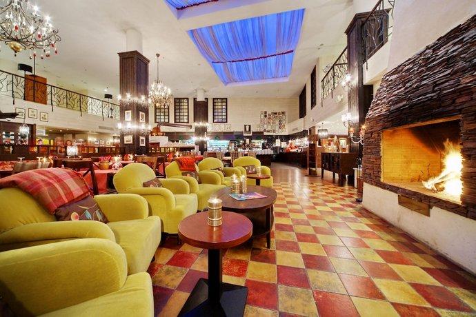Отель Sokos Hotel Olympia Garden