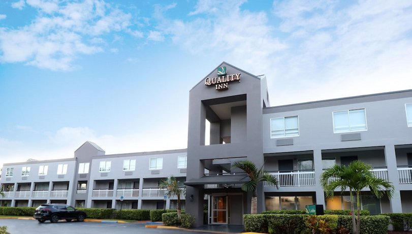 Quality Inn Miami Airport Hotel
