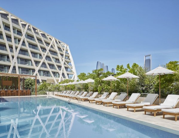 The Abu Dhabi EDITION Images