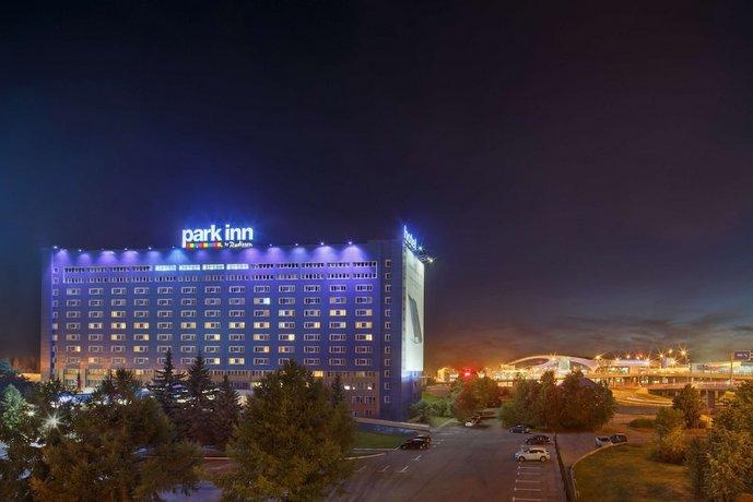 Отель «Парк Инн от Рэдиссон Аэропорт Шереметьево Москва»