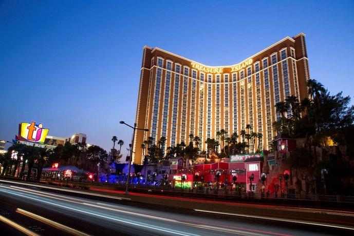 TI - Treasure Island Hotel & Casino