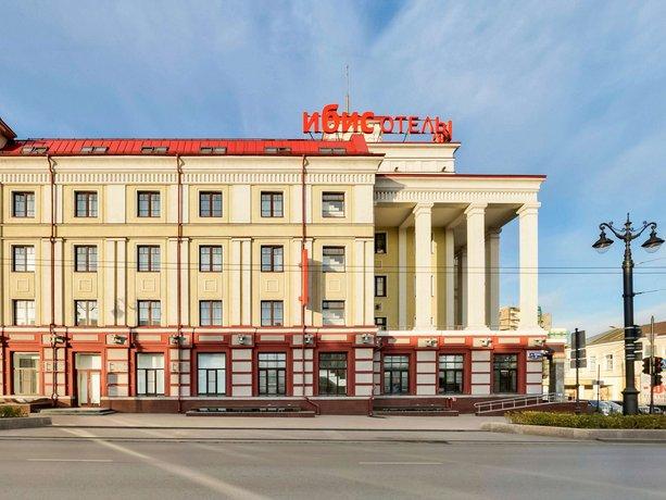 Отель ibis Sibir Omsk
