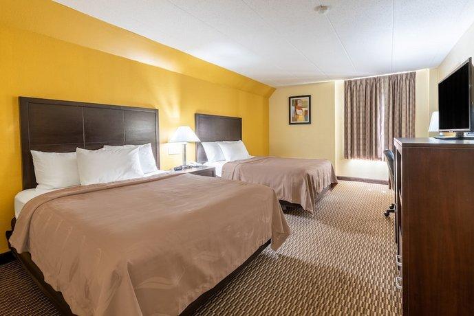 Quality Inn & Suites Cincinnati Ohio
