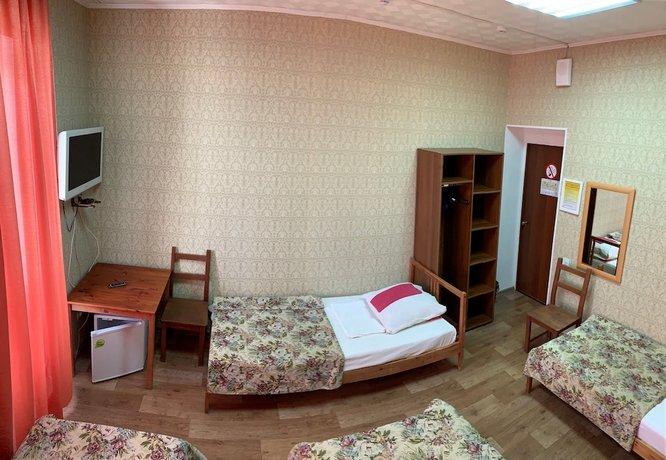 Гостиница Акспай