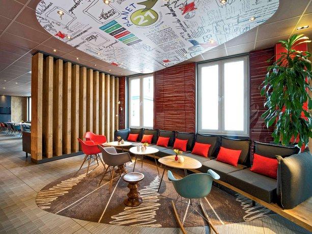 ibis Hotel Hamburg Alster Centrum