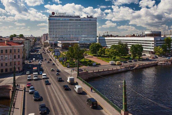 Отель AZIMUT Санкт-Петербург