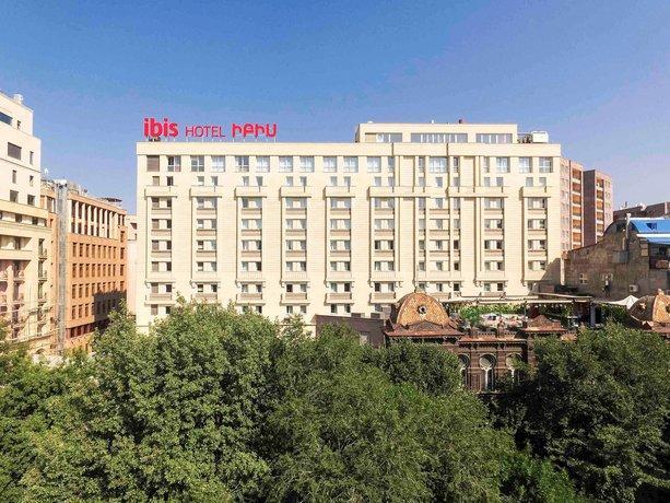 Ibis Yerevan Center