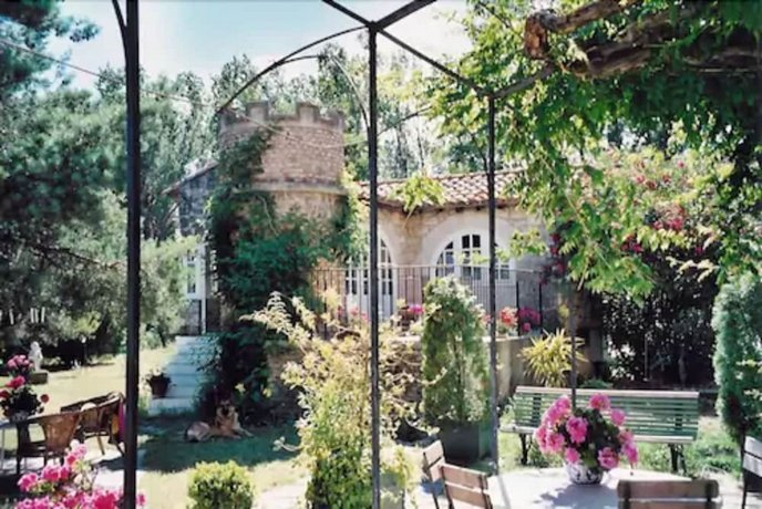 Mas de la Chapelle Arles