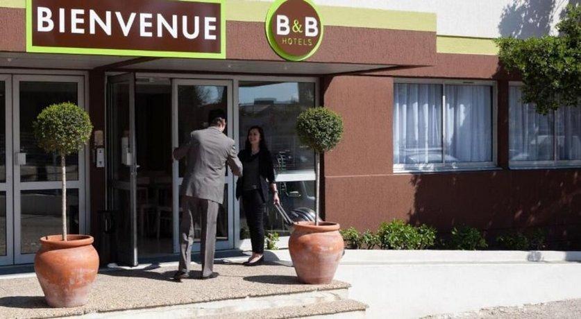 B&B Hôtel Nîmes Ville Active