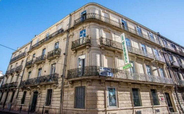 Hotel Mistral Comedie Saint Roch