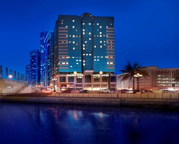 Golden Tulip Hotel Sharjah 이미지