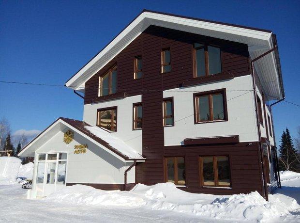 Отель Зима-Лето