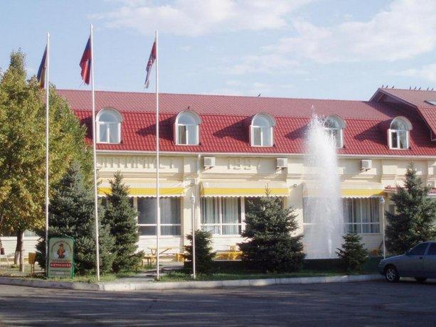 Отель Оптимист