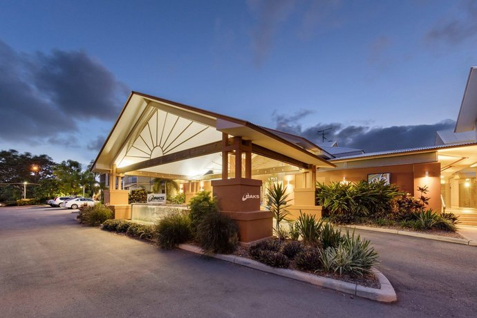 Oaks Broome Hotel Images