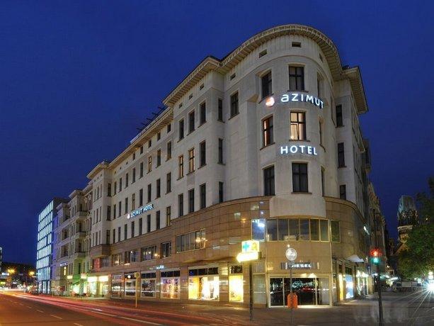 AZIMUT Hotel Kurfuerstendamm Berlin