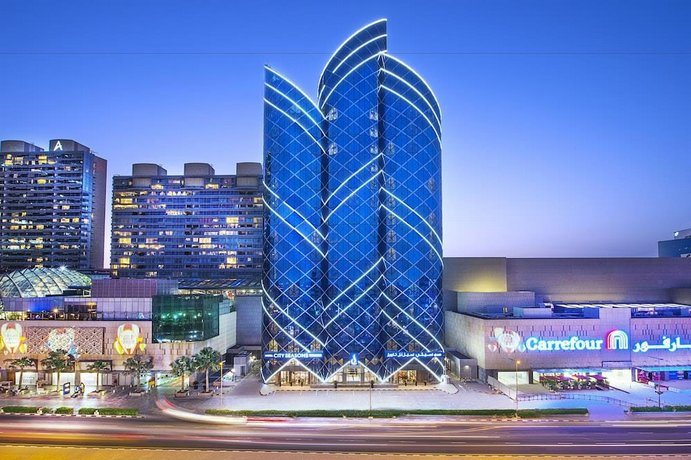 City Seasons Towers Hotel Bur Dubai 이미지