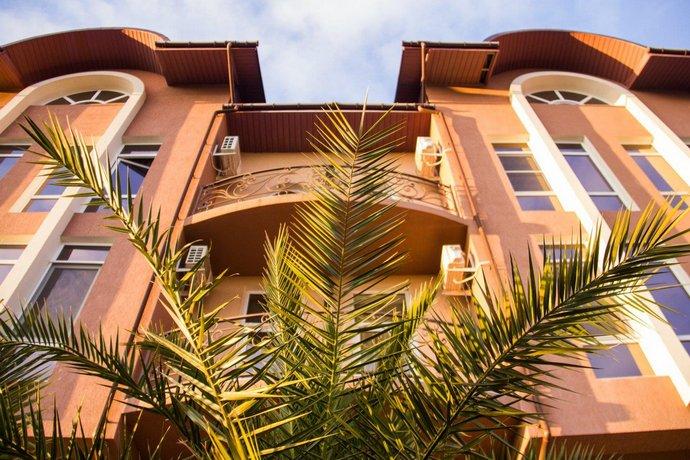Отель Рарауa Park Hotel