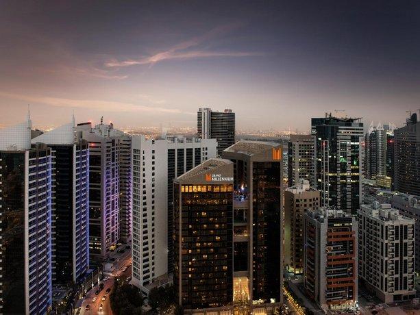 Grand Millennium Dubai Images