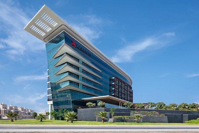 Marriott Hotel Al Forsan Abu Dhabi Images