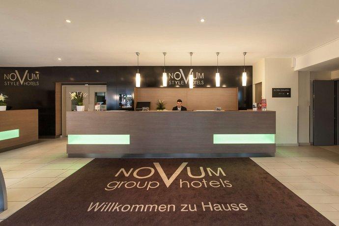 Novum Hotel Aldea Berlin Centrum
