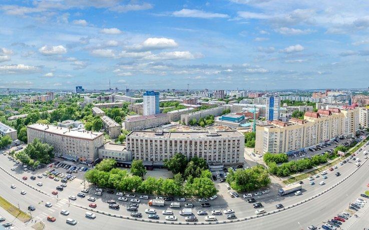 Отель Gorsky city