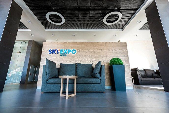 Отель SKYEXPO